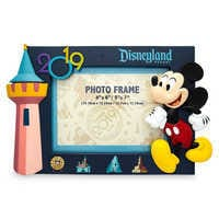 Image of Mickey Mouse Photo Frame - Disneyland 2019 # 1