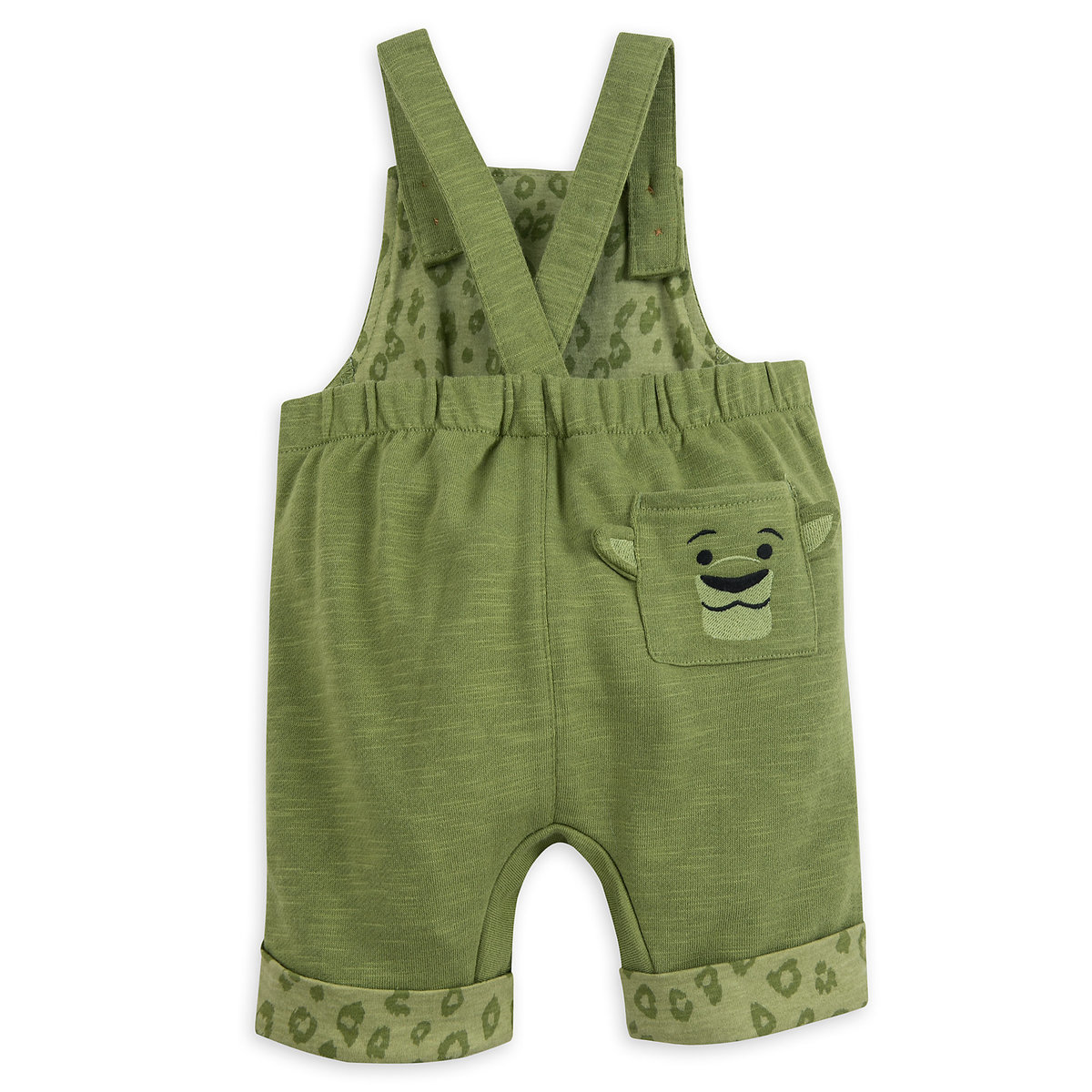 The Jungle Book Dungaree Set For Baby Shopdisney