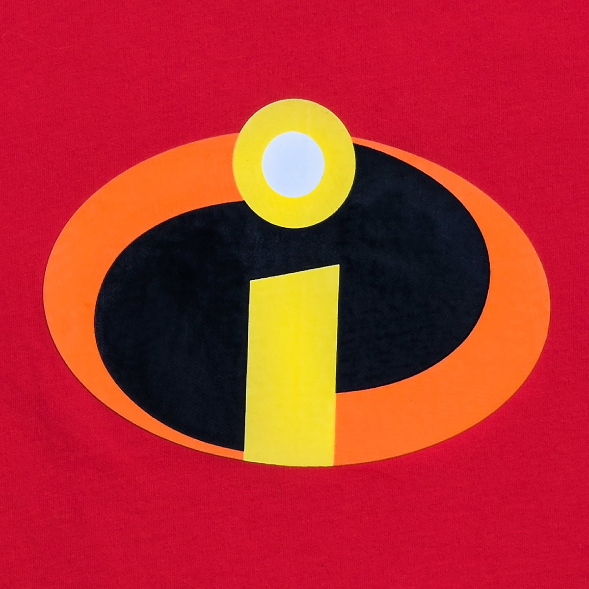 11b73e7a Product Image of Incredibles Logo Ringer T-Shirt for Women # 3