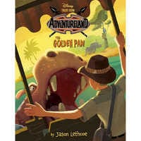 Image of Tales from Adventureland: The Golden Paw Book # 1