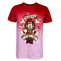 Mickey Mouse Halloween T-Shirt for Adults - Walt Disney World