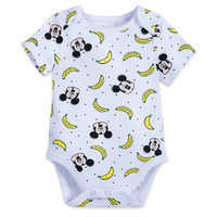 Image of Mickey Mouse Bodysuit and Dungaree Set for Baby # 4