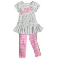 Disney Princess Leggings Set for Girls