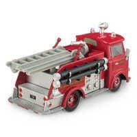 Image of Red Die Cast Fire Engine - Cars # 2