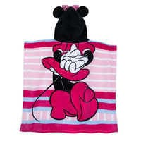 Image of Minnie Mouse Hooded Towel for Kids # 3