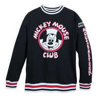 Image of Mickey Mouse Club Pullover for Men # 1