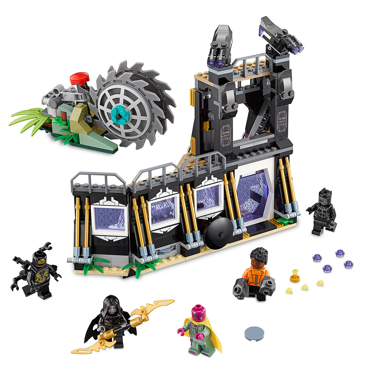 Glaive Thresher Corvus War Attack AvengersInfinity By Marvel's Playset Lego EIH9WD2