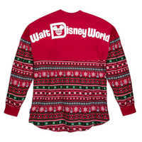 Image of Walt Disney World Fair Isle Spirit Jersey for Adults # 2