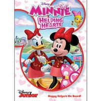 Image of Minnie Mouse Helping Hearts DVD # 1