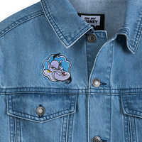 Image of Aladdin Denim Jacket for Women - Oh My Disney # 3