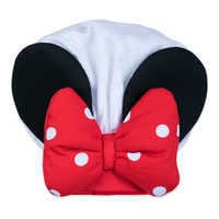 Image of Minnie Mouse Signature Apron and Chef's Hat Set for Kids - Personalizable # 3