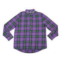 Image of Evil Queen Flannel Shirt for Adults by Cakeworthy # 8