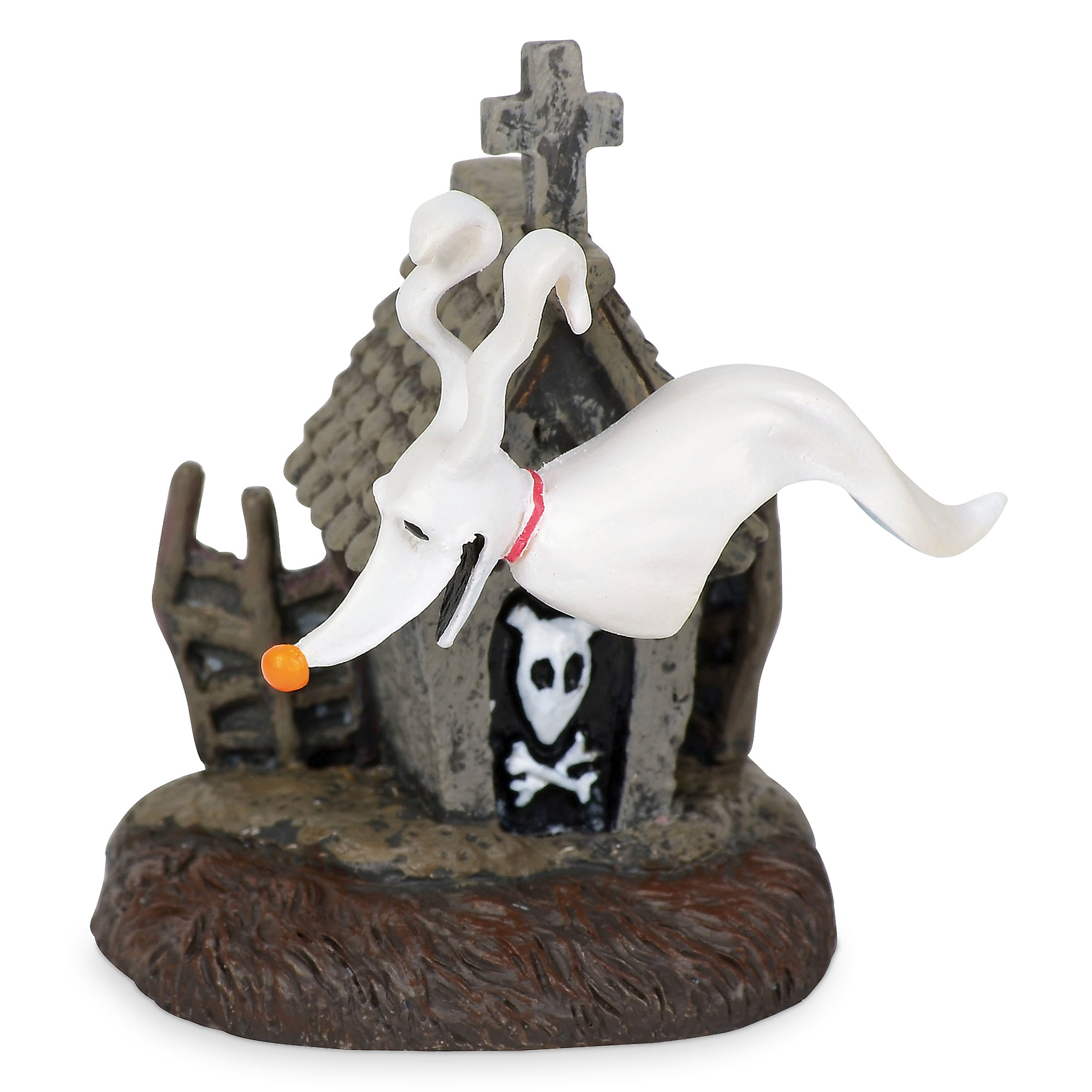 Zero and Dog House Figurine by Dept. 56 - Nightmare Before Christmas