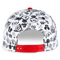Image of Disney Parks Emoji Baseball Cap with Patches for Adults # 2