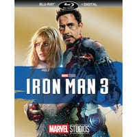 Image of Iron Man 3 Blu-ray + Digital Copy # 1
