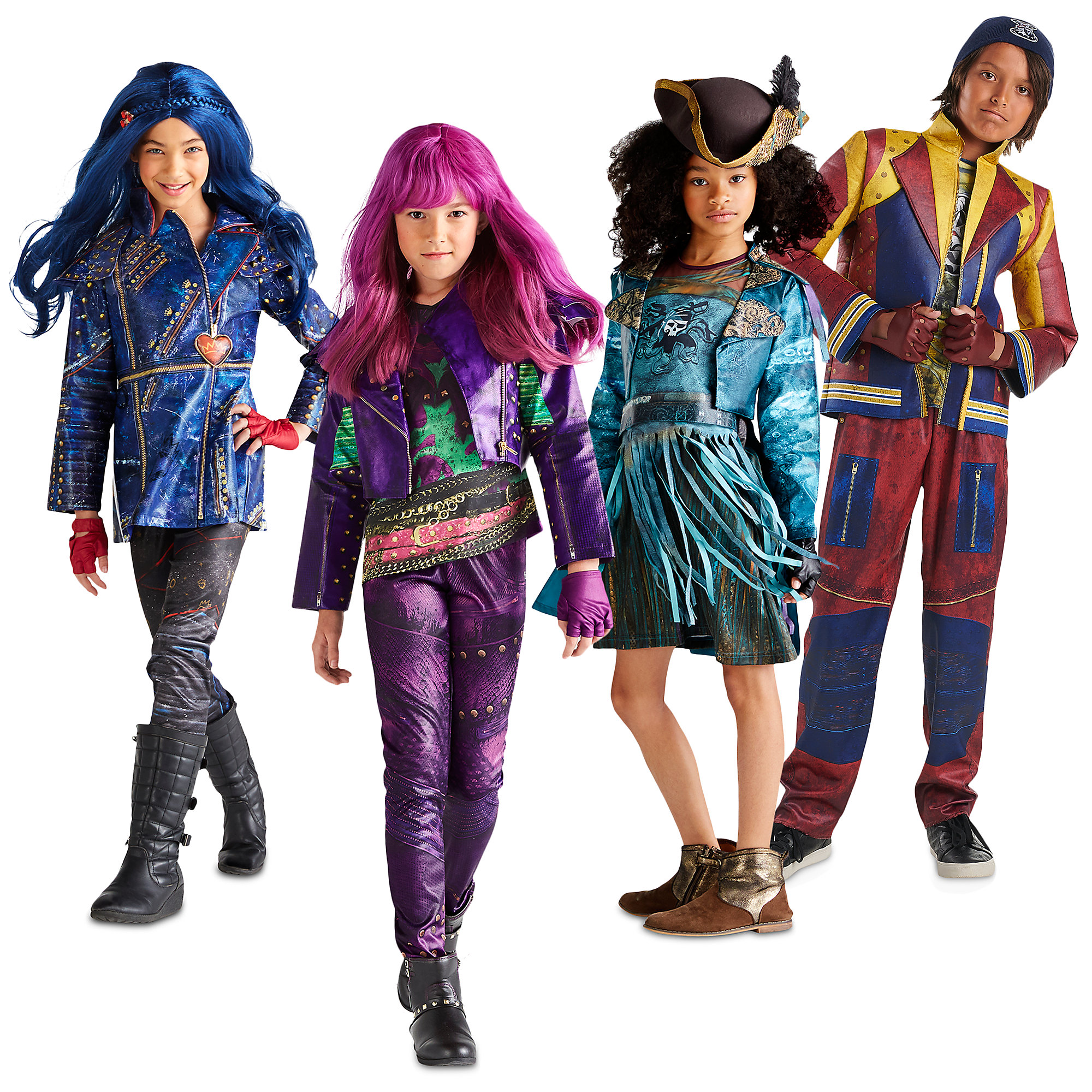 Descendants Costume Collection for Kids