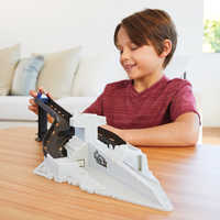 Image of Star Wars Hot Wheels Star Destroyer Slam and Race Launcher Playset # 4