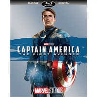 Image of Captain America: The First Avenger Blu-ray + Digital Copy # 1