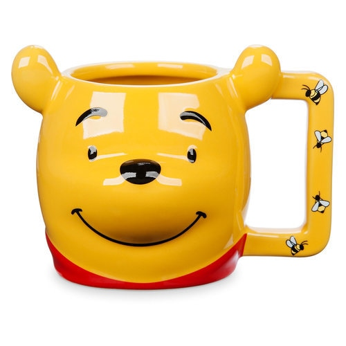 winnie the pooh figural mug shopdisney. Black Bedroom Furniture Sets. Home Design Ideas
