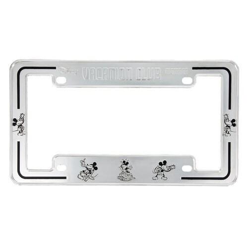 Disney Vacation Club Member License Plate Frame | shopDisney