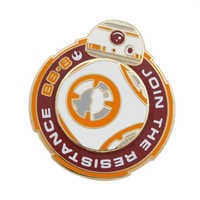 Image of BB-8 Spinner Pin - Star Wars: The Force Awakens # 2