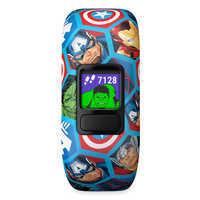 Image of Avengers vivofit jr. 2 Activity Tracker for Kids by Garmin # 2