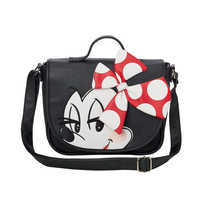 Image of Minnie Mouse Crossbody Bag by Loungefly # 1