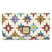 Image of Parks Passport Crossbody Wallet by Dooney & Bourke - Walt Disney World # 1