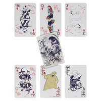 Image of The Nightmare Before Christmas Playing Cards # 2