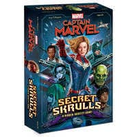 Image of Marvel's Captain Marvel: Secret Skrulls Game # 3