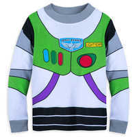 Image of Buzz Lightyear Costume PJ PALS for Boys # 3