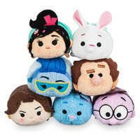 Image of Ralph Breaks the Internet Mini ''Tsum Tsum'' Collection # 1