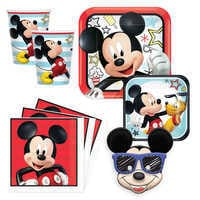 Image of Mickey Mouse On the Go Disney Party Collection # 1