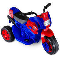 Image of Spider-Man Electric Ride-On Trike # 3