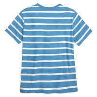 Image of Walt Disney World Striped Jersey T-Shirt for Men by Junk Food # 2