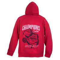 Image of Lightning McQueen Hoodie for Adults - Cars # 2