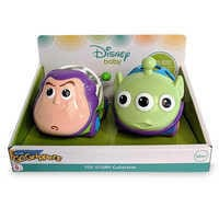 Image of Buzz Lightyear and Toy Story Alien Go Grippers Car Set for Baby by Bright Starts # 4