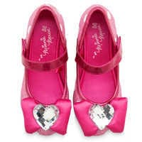 Image of Minnie Mouse Costume Shoes for Kids - Pink # 3
