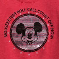 Image of Mickey Mouse Club ''Roll Call'' Pullover for Kids # 3