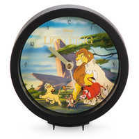 Image of The Lion King Desk Clock - Oh My Disney # 2