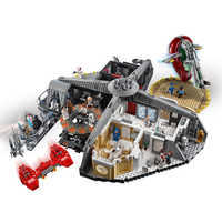 Image of Betrayal at Cloud City Playset by LEGO - Star Wars: The Empire Strikes Back # 2