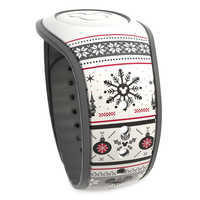 Image of Fantasyland Castle Holiday MagicBand 2 # 2
