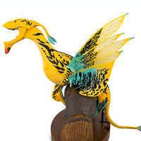 Image of Pandora - The World of Avatar Interactive Banshee Toy - Yellow/Green Variant # 3