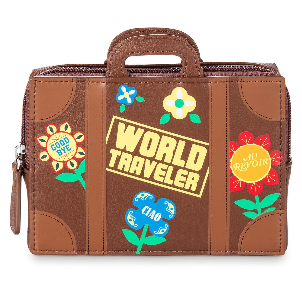 Disney it's a small world Mini Luggage Case