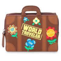 Image of Disney it's a small world Mini Luggage Case # 1