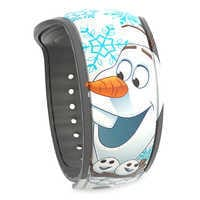 Image of Olaf and Snowgies MagicBand 2 - Frozen # 1