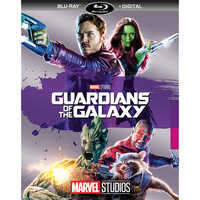 Image of Guardians of the Galaxy Blu-ray + Digital Copy # 1