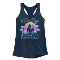 Image of Ariel ''Palm Trees'' Tank Top for Women # 1