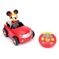 Mickey Mouse Remote Control Car - Mickey and the Roadster Racers