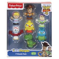 Image of Toy Story 4 Figure Set by Little People # 2